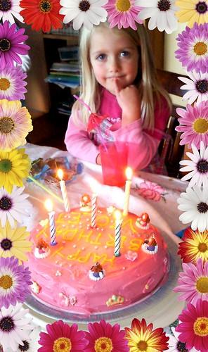 Violet the Birthday Girl