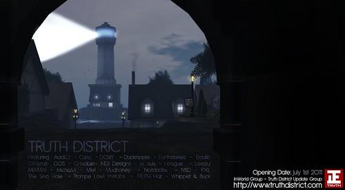 Truth District Promo Ad