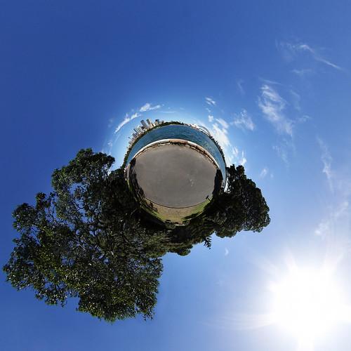 Sydney - Royal Botanic Garden - Little Planet