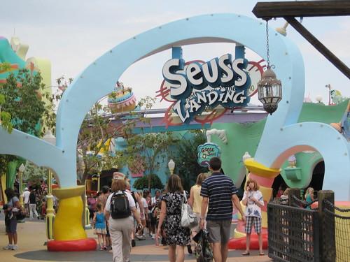 Seuss Landing