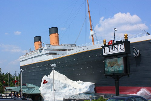 largest Titanic museum in the world