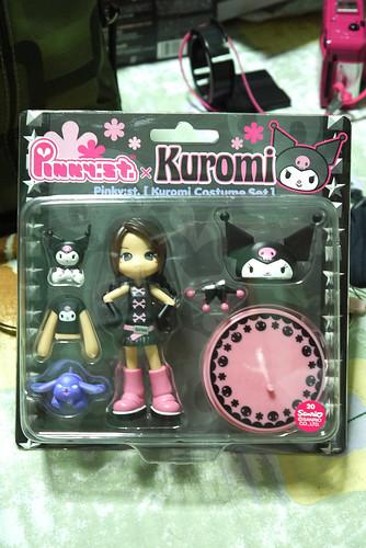 Pinky_st. Kuromi