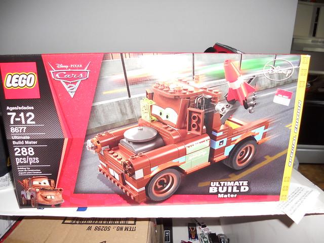 gisselle disney cars 2 lego builds (1)