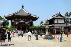 Nara: Kōfuku-ji - Nan'endō