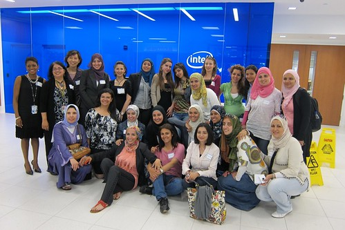 TechWomen at Intel