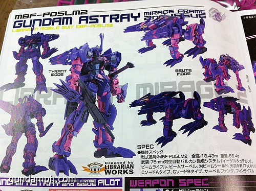 1 100 Astray Mirage Frame Second Issue Review (8)