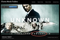 New Liam Neeson movie: spelling is Unknown