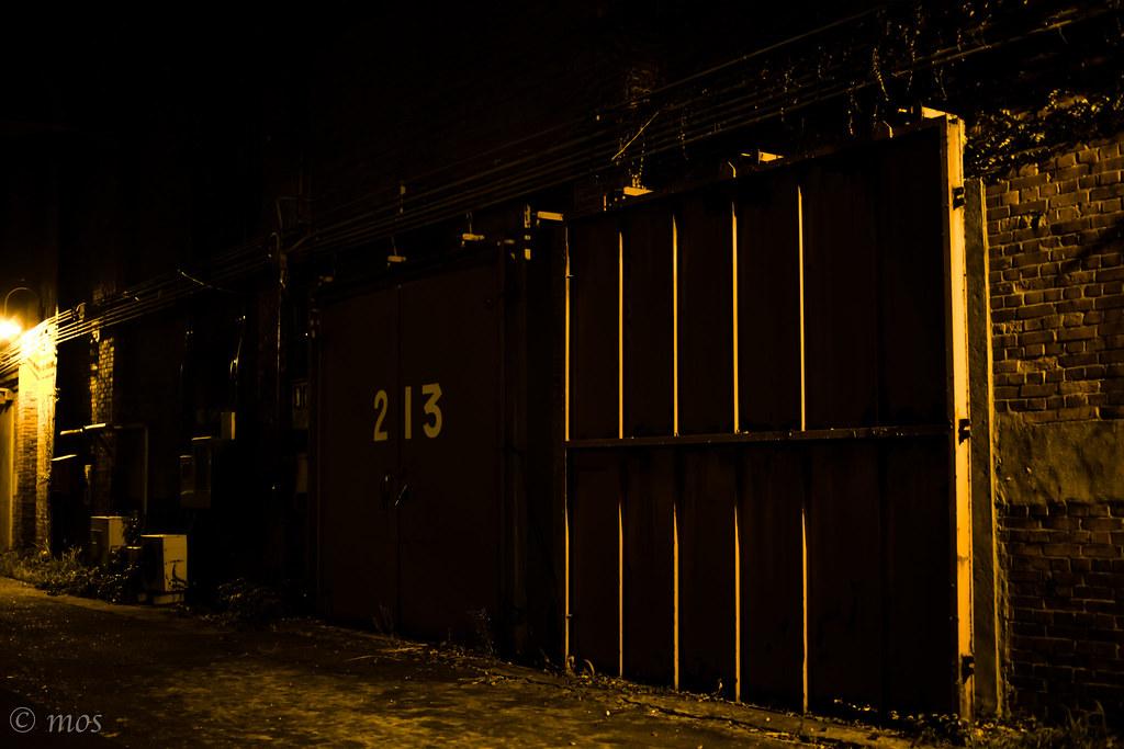 warehouse around mindnight _1