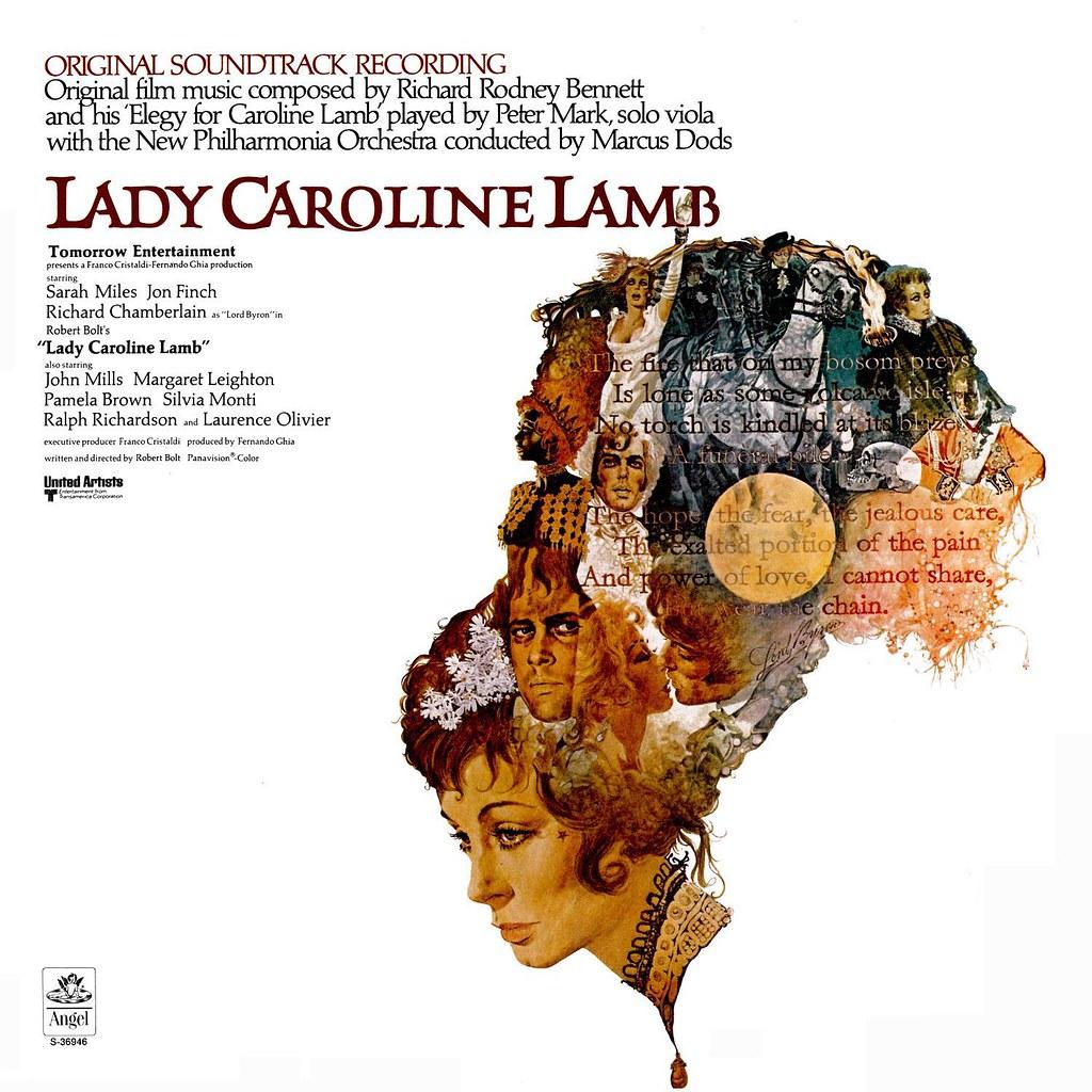 Richard Rodney Bennett - Lady Caroline Lamb