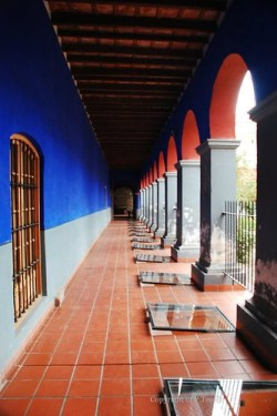 La Paz San Francisco monastery