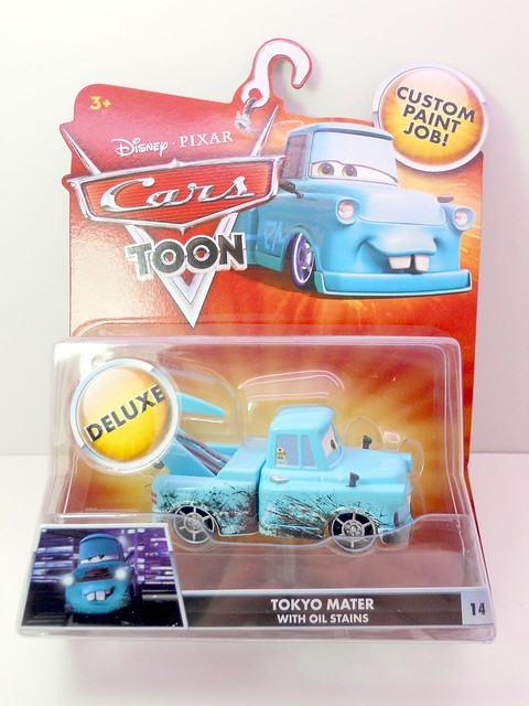 disney cars toon tokyo mater with oil stains (1)
