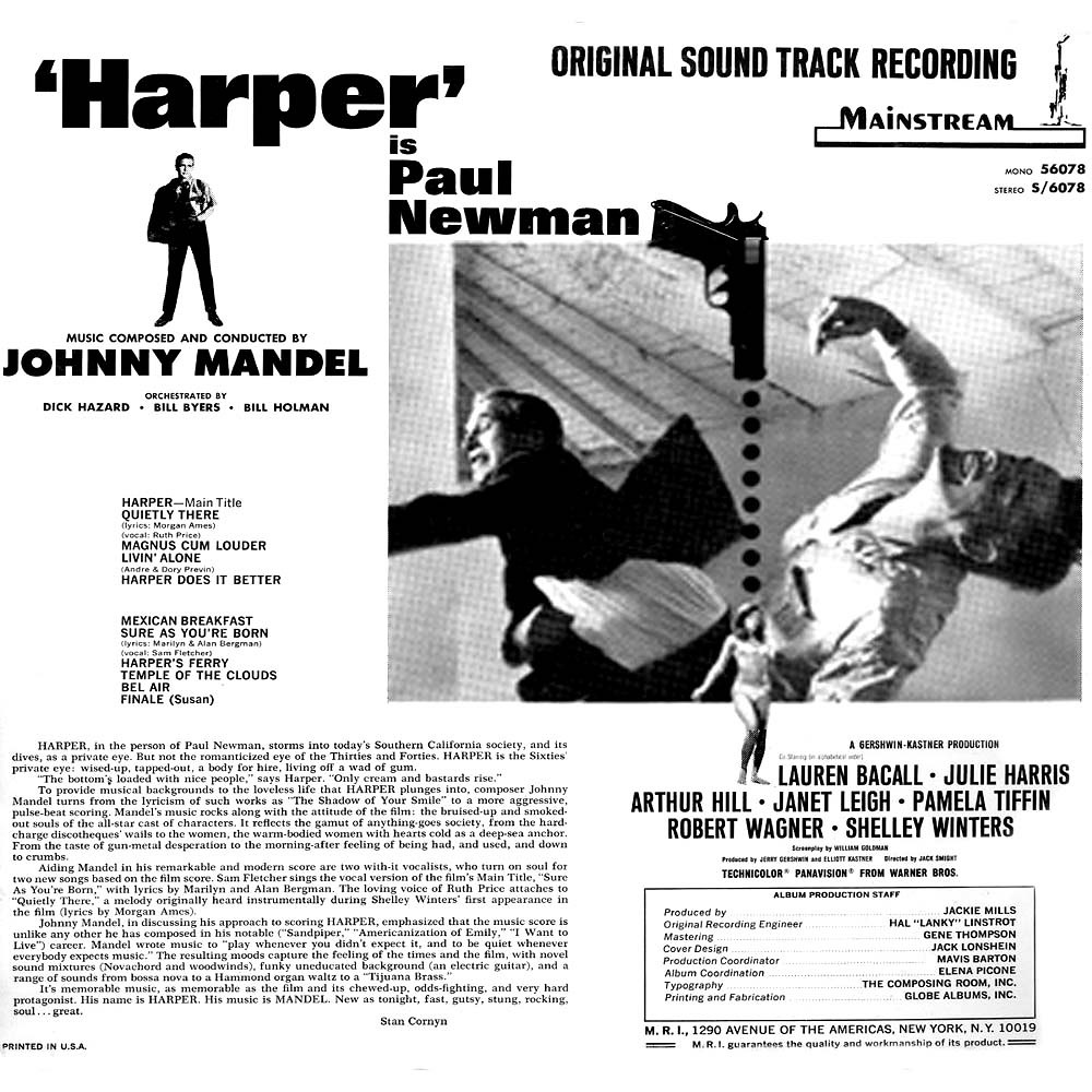 Johnny Mandel - Harper