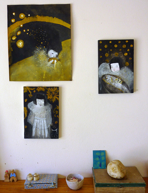 Artist Paola Zakimi