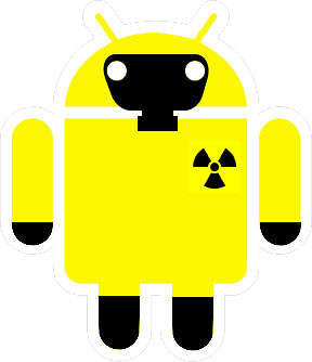 Android-Radiation-Suit