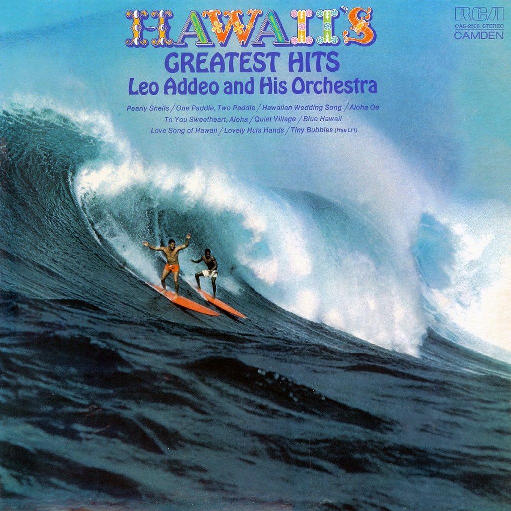 Leo Addeo - Hawaii's Greatest Hits