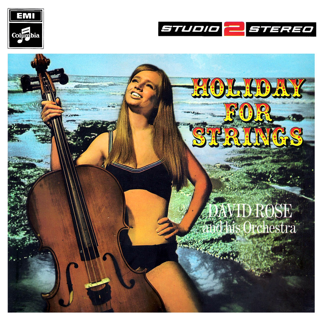 David Rose - Holiday for Strings