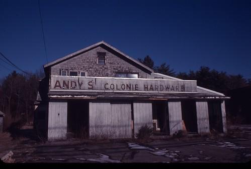 Andy's Colonie Hardware, Kodachrome 40