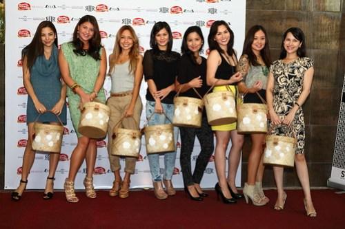 Mercato bag by Amina Aranaz