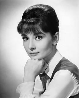 ... Audrey Hepburn