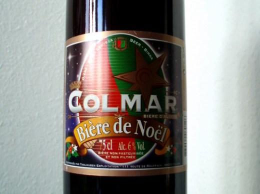 Biere de Noel Colmar