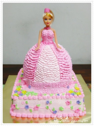 barbie for karlina
