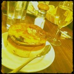 Soupe à l'Oignon - La Bonne Soupe