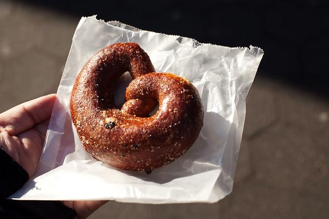 Sigmund pretzel