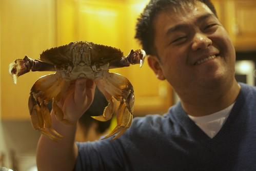 the crab whisperer