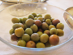 Home-Cured Olives