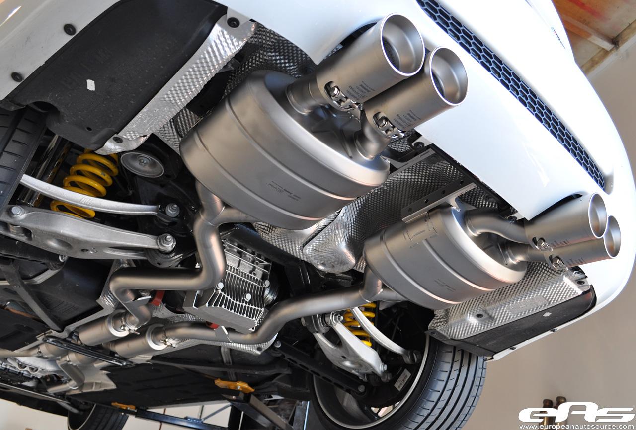 eas e9x m3 akrapovic exhaust systems free installation dyno included bimmerfest bmw forum