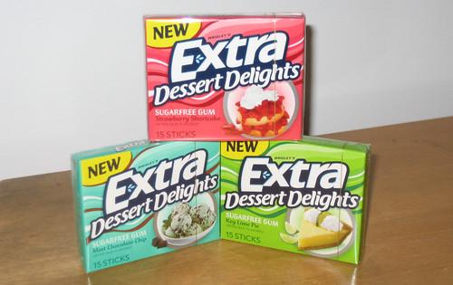 Extra Dessert Delights