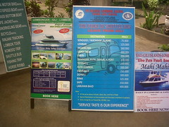 Paket wisata di Gili