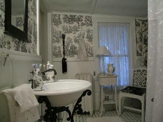 toile bath