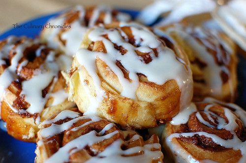 "Alton Brown's ""Overnight Cinnamon Rolls"""