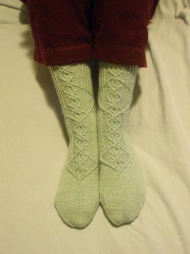 November Mystery Socks