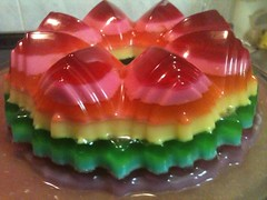Rainbow Jelly!