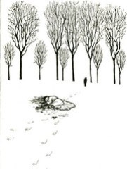"""Murder in the Snow"" © 2005 by Kurt Komoda"