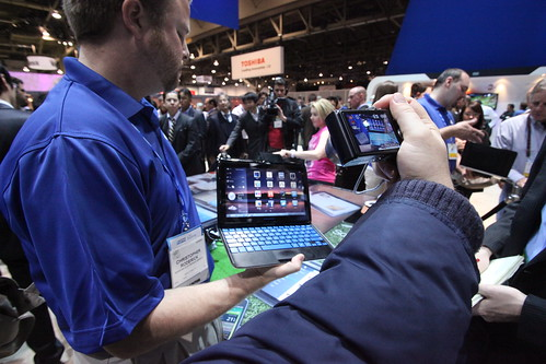 Samsung's new convertible tablet