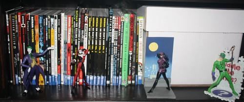 18/365 Comics shelf