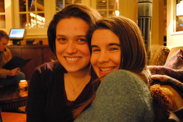Emily & Kelly