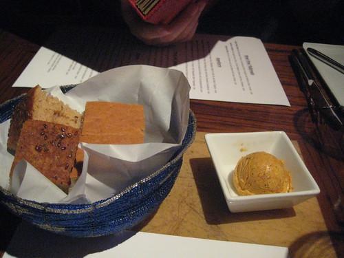 Bread and Butter1 @ Jiko, Animal Kingdom Lodge