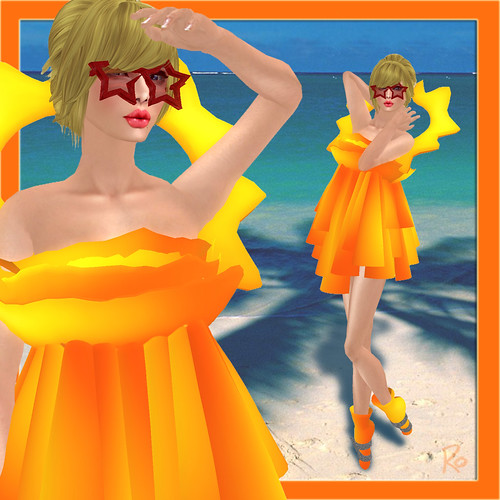 Carnival of Fashion - Sun gift