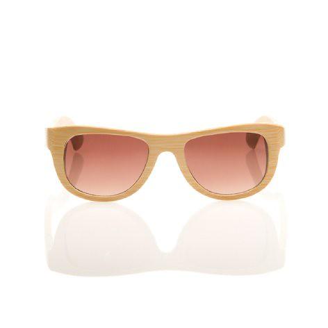 bamboo sunglasses!