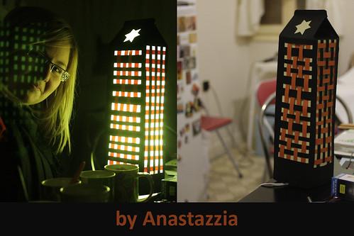 Night light by Anastazzia