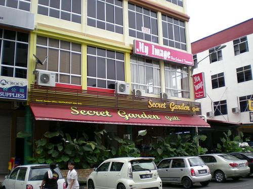 Secret Garden Grill, Sibu