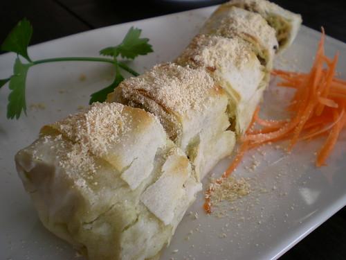 Payung - mushroom roll