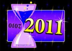 Bienveni...2011, Adiósmildiez...!!!