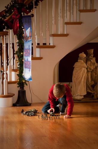 A Boy's Christmas
