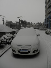 Snow, yeah!