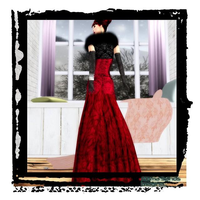 Maria X-mas gown 03